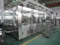 Cold Drink Filling Machine