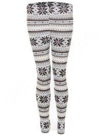 Ladies Knitted Legging