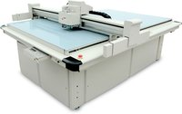 High Speed Flatbed Digital Cutter
