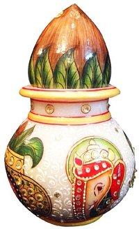 Handrafted Nariyal Kalash