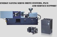 Servo System Retrofitting On Plastics Injection Moulding Machines