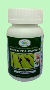 Herbal Green Tea Capsule