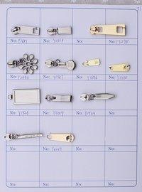 Zinc Alloy Material Zipper Puller
