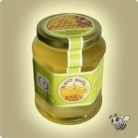 100% Certified Organic Linden Honey
