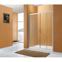 Aluminum Shower Enclosure - TZ-17