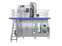 BH6000 Aseptic Carton Filling Machine