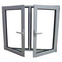 Industrial Right Casement UPVC Window