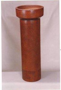 Glazed Stoneware Pipe