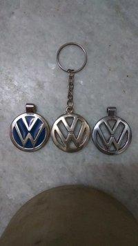 Car Logo Key Ring
