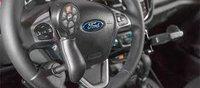 Transmitter On Steering Wheel