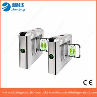 Industrial Swing Turnstile