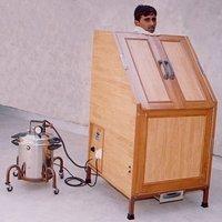 Steam Cabinet With Steam Generator