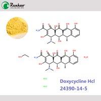 Doxycycline Hydrochloride Hcl