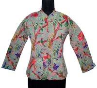 Women Kantha Jackets