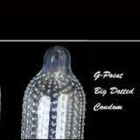 Chocolate Male Dotted Condoms