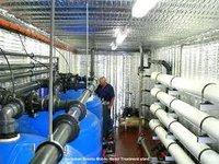 Heavy Duty Sea Water Treatment Plant