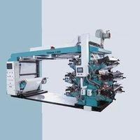 Flexo Printing and Cutting Machine