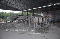 Fly Ash Brick And Block Making Plant