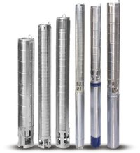Oswal Stainless Steel Submersible Pumps