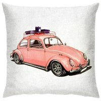 Pink Car Cushion