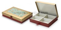 Fancy Dry Fruit And Mithai Box