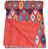 Kantha Bed Cover