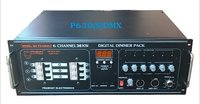 P630Dmx. 6 chn 36 kw Dimmer Pack