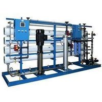 Reverse Industrial Osmosis Plant