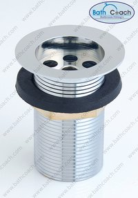 Waste Coupling With Rubber And Nut