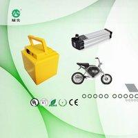 36V Lithium E-Bike Battery Packs