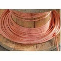 Bunched Cu Wires