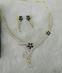 Stylish Diamond Necklace
