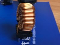 High Current Vertical And Horizontal Toroidal Coils