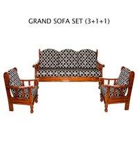Grand Sofa Set (3+1+1)