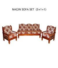 Nagin Sofa Set (3+1+1)