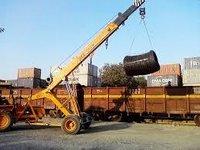 Mobile Crane On Rent