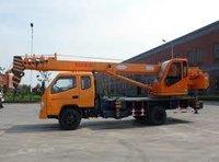 Industrial Mobile Crane Rental Service