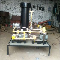 Furnace Oil Heating System