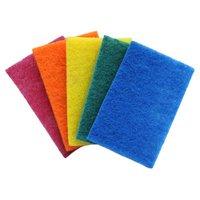 Multi-Color Scouring Pad (601-5c)