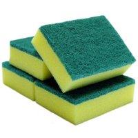 Middle Duty Scrub Sponge (302)