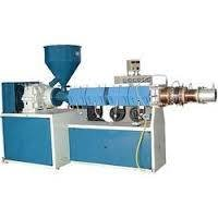 PVC Water Pipe Making Machine
