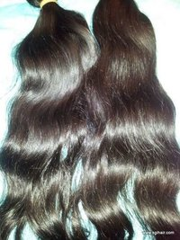 Remy Indian Human Body Wavy Hair