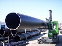 Long Pipe Handling Forklift