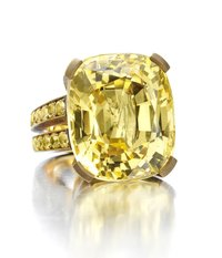 Natural Yellow Sapphire Loose Gemstones