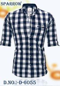 Men'S Fancy Chex Shirt