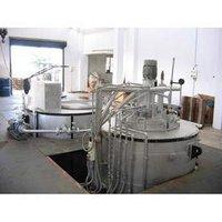 Pit Type Gas Carburizing Furnace Service