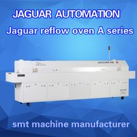 Smt Reflow Oven For Led Light With 8 Heating Zones