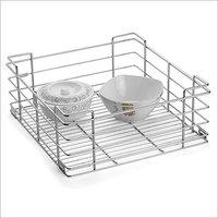 Plain Wire Kitchen Basket