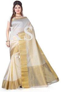 Kanchipuram Art Raw Silk Saree