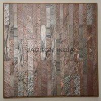 Copper Polished Elevation Tiles